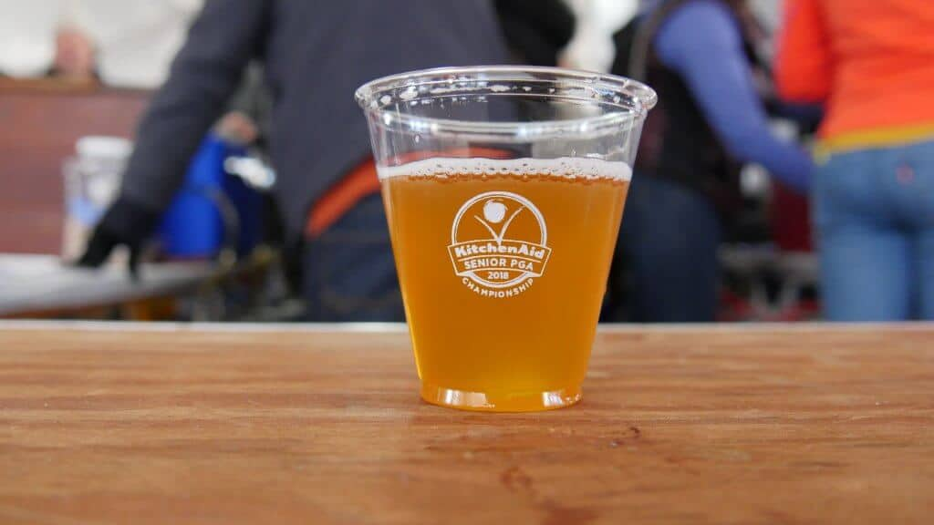 St. Joe Winter Beer Fest Cups