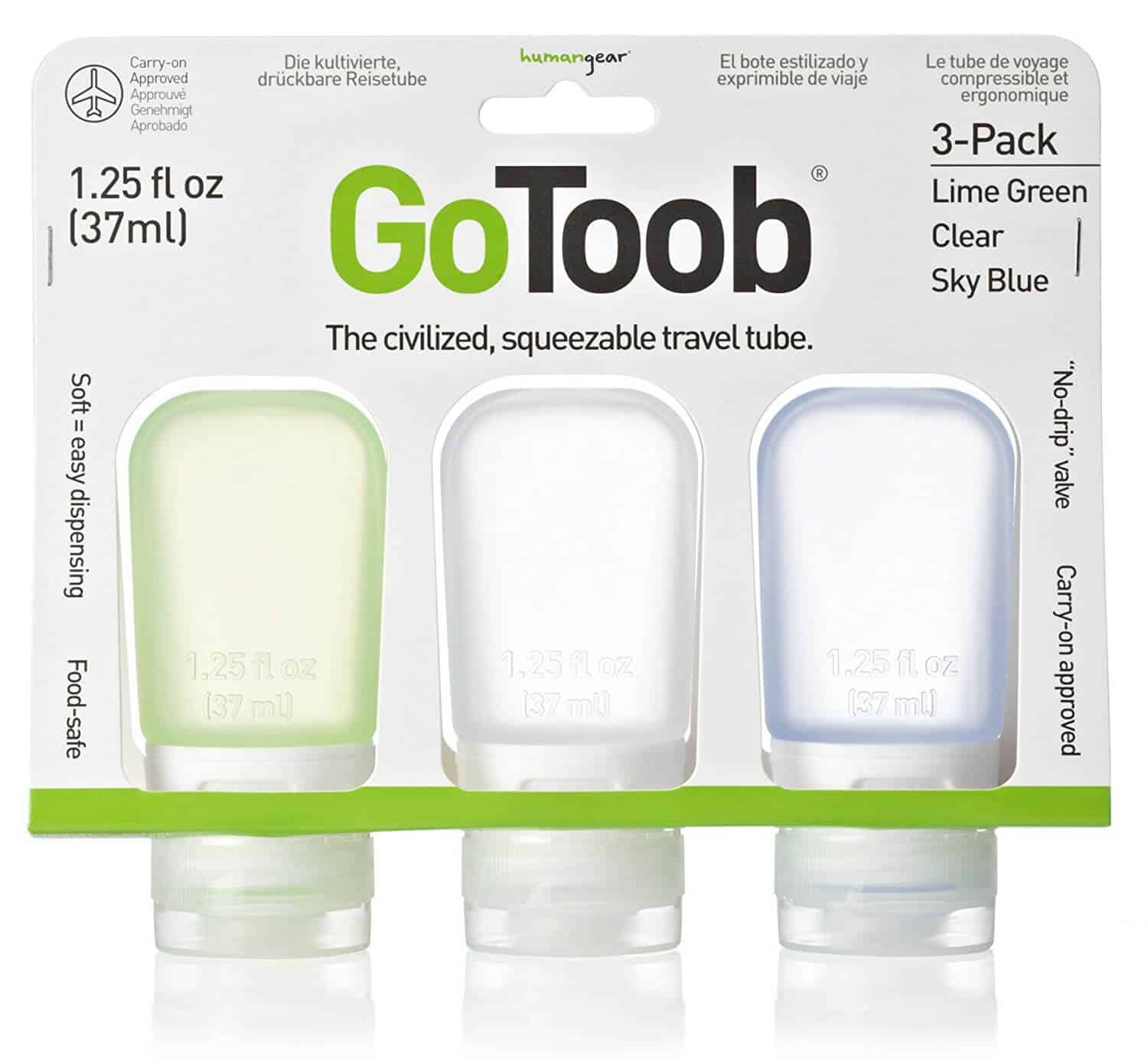 go tube 3 pack