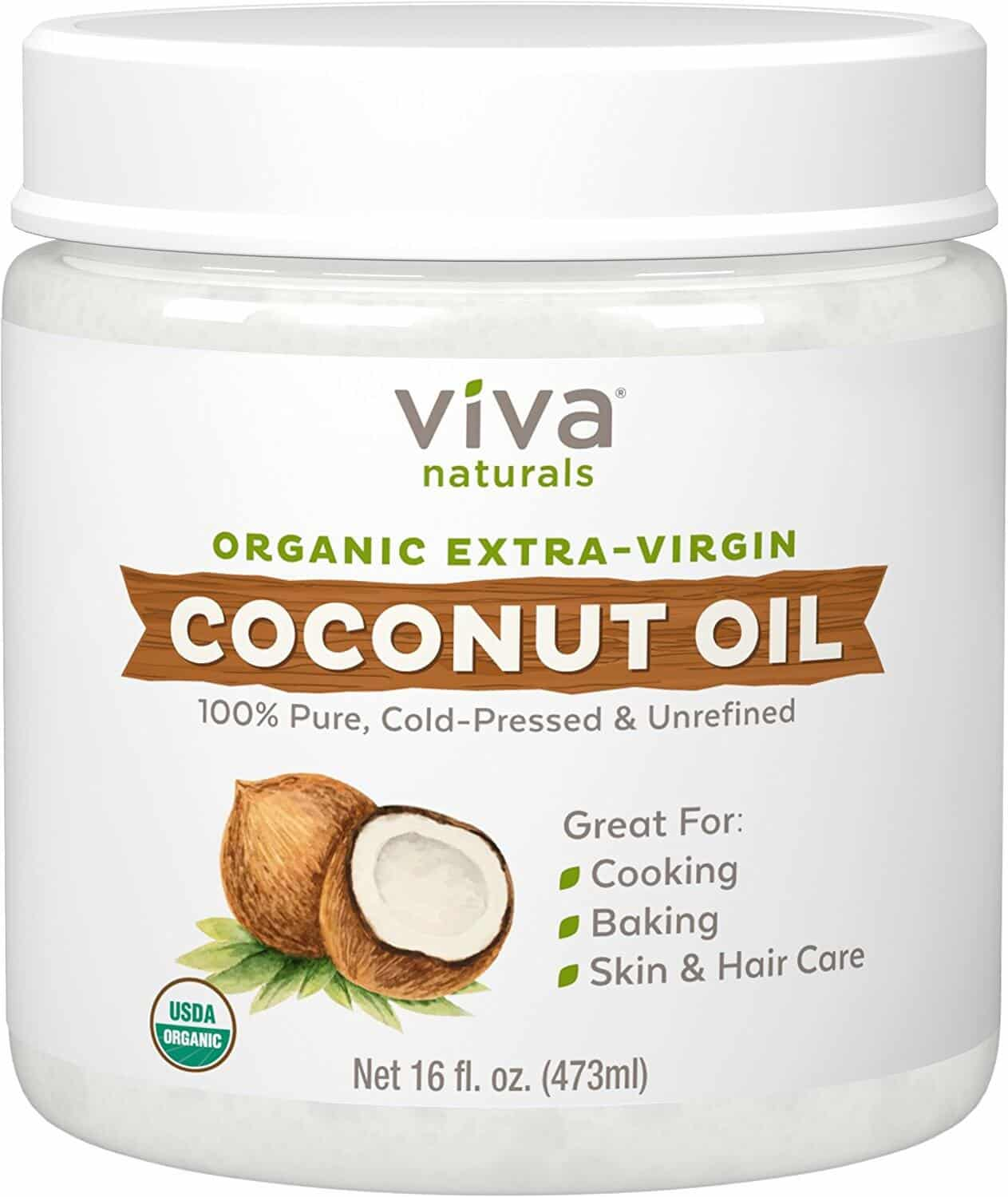 viva coconut oil