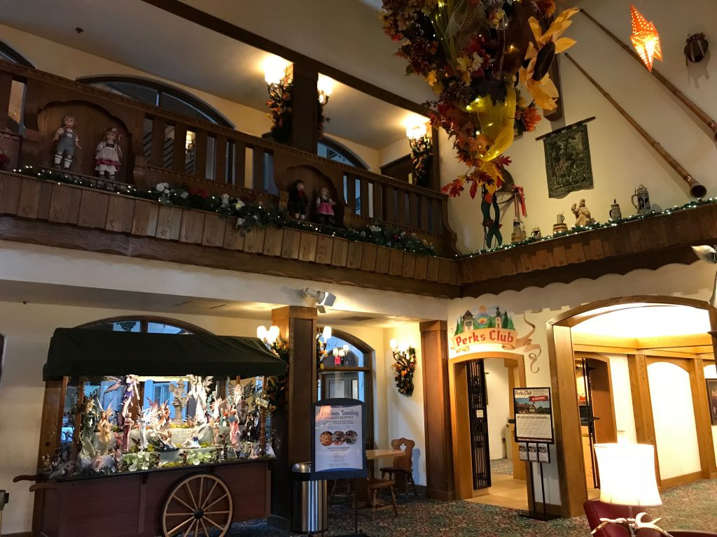 bavarian inn lodge lobby