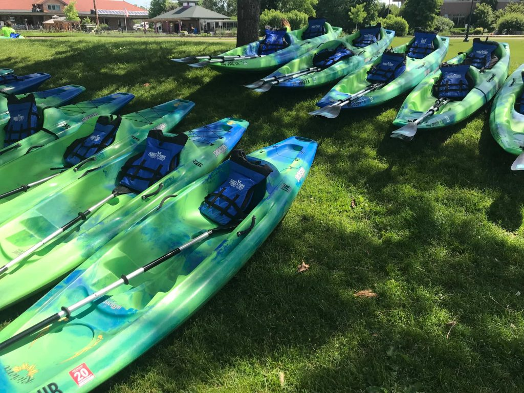 paddle for pints kayaks