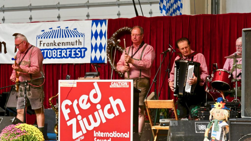 frankenmuth oktoberfest band