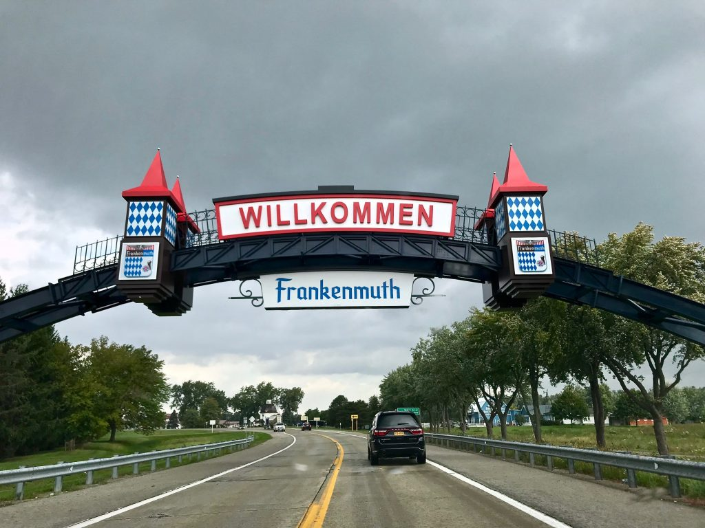 welcome frankenmuth